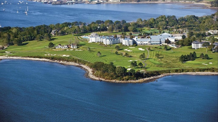 Samoset Resort 2BR Suite, SATURDAY Check-In