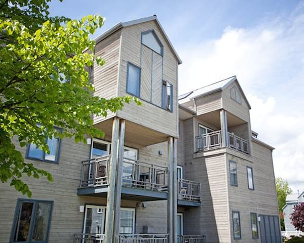 *Beaupre, QC, Canada, 1 Bdrm#1/2621 - Beaupré - Apartament