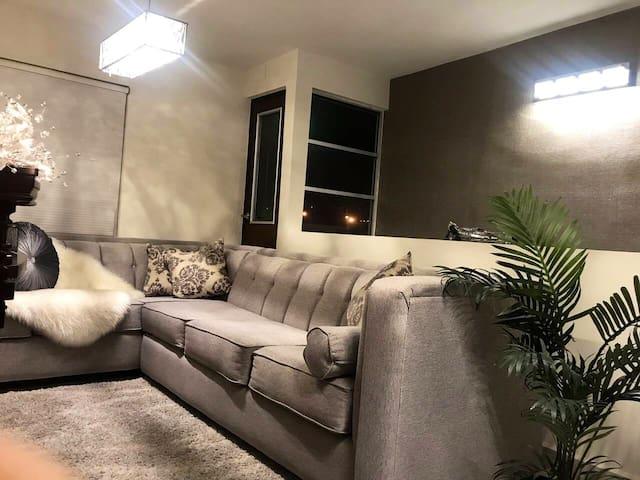 Cómodo y moderno alojamiento para descanso