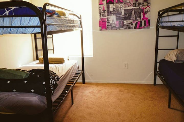 Shared room in a cozy apartment. #2 - Orlando - Condominio