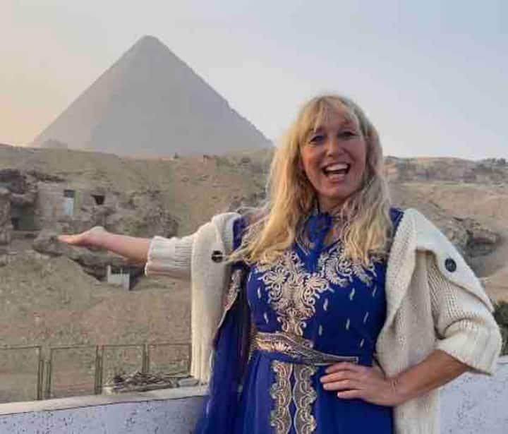 Bnb bei den Pyramiden