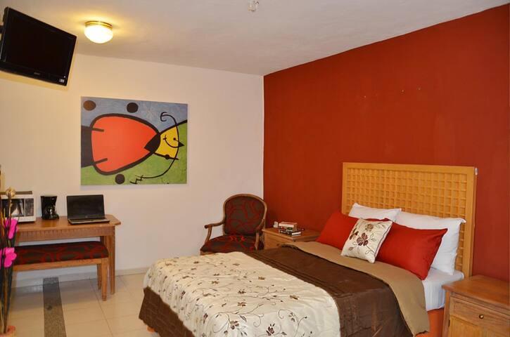 deluxe room - Cancún - Bed & Breakfast