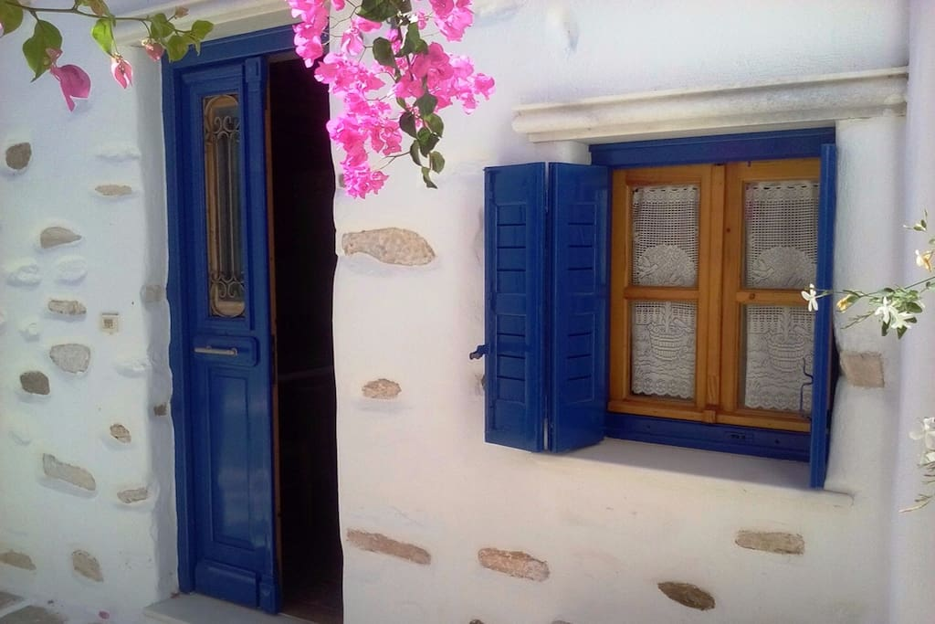 Aegean cyclades colors