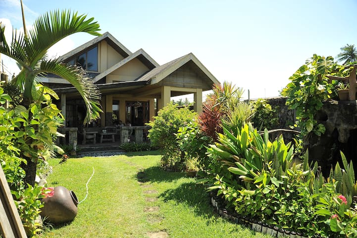 Baler Beachfront House - Baler - Дом