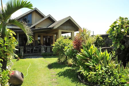 Baler Beachfront House