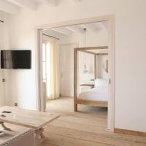 [09] junior suite con terraza 2+2