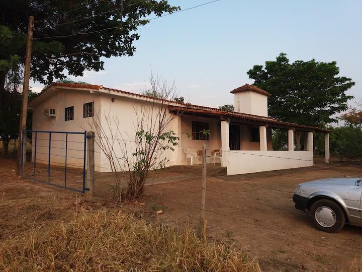 Casa rural Novo Horizonte