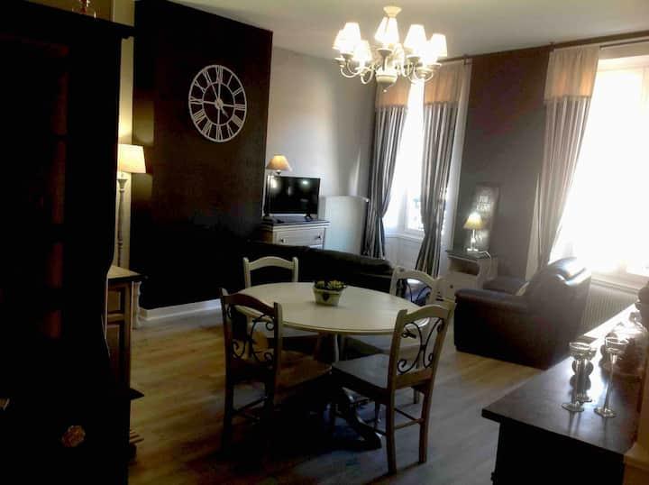 appartement bienvenue chez nous  à Vesoul