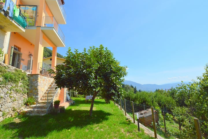 Bellissima casa vacanze a Camaiore vicina alle montagne