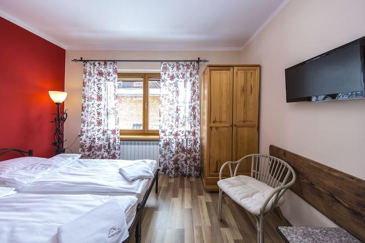 Stylowy pokój w sercu Podhala | Biały Dunajec - Biały Dunajec - Vila