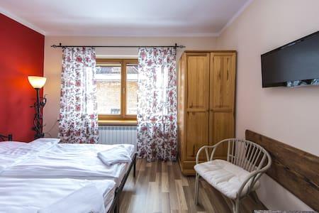 Stylowy pokój w sercu Podhala | Biały Dunajec - Biały Dunajec