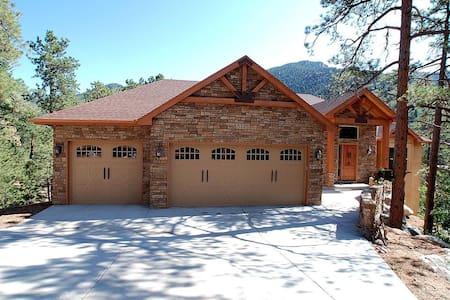 Gorgeous Mountain Resort Home - Cascade-Chipita Park - 独立屋