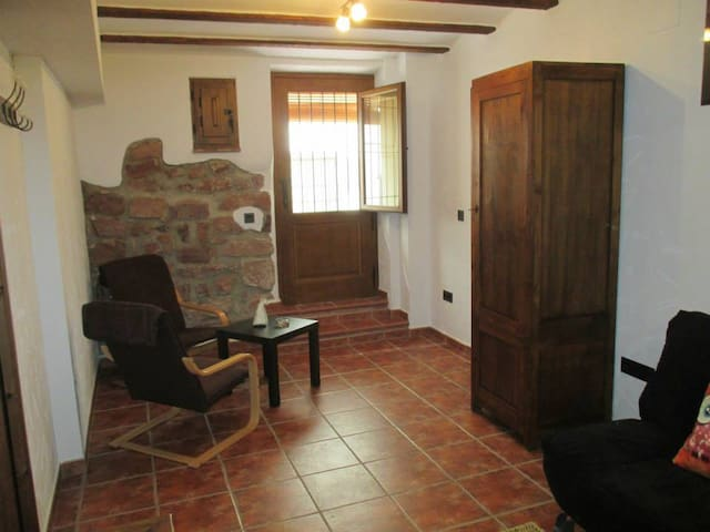 LA VINYA RURAL - Apartamento de 5 a 7 personas.