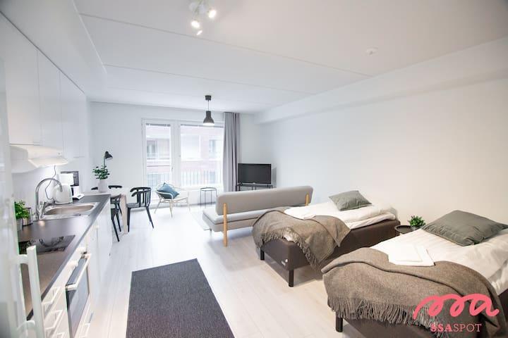SSA Spot Premium Apartment Espoon Keskus