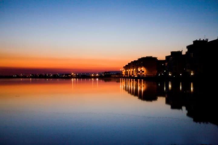 Aria di Mare guest house Levante - Margherita di Savoia - Bed & Breakfast
