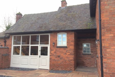 Woodleighton Cottages - The Old Coach House - Uttoxeter - Hus