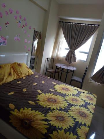 Studio room for rent - Surabaya - Apartment