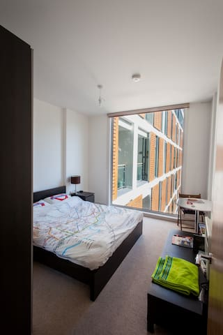New Modern Friendly Room in Flat - London - Apartment