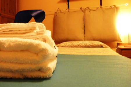 warm accommodation on the mountain - Montelungo, Toscana, IT - Bed & Breakfast