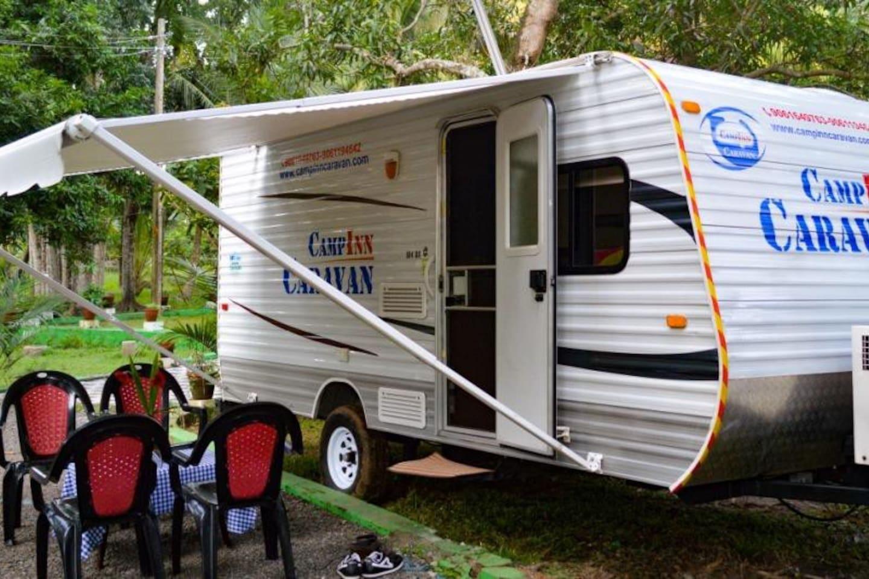 Caravan Cammper Van In Kerala