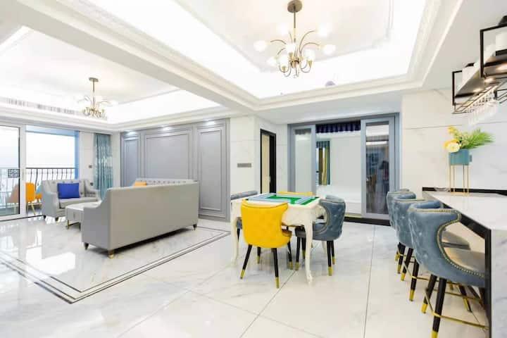 欧式海景公寓1405