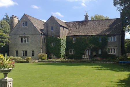 Country House Perfect for Get-togethers