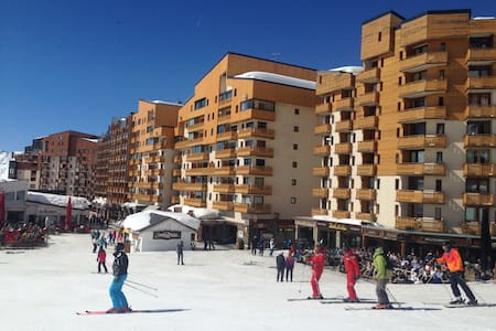 Studio Val Thorens ski aux pieds - Saint-Martin-de-Belleville - Lejlighed