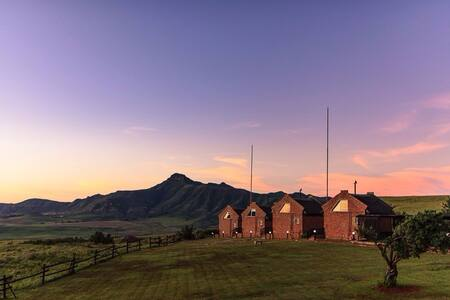 Soul-Soothing Mountain Hideaway - Clarens