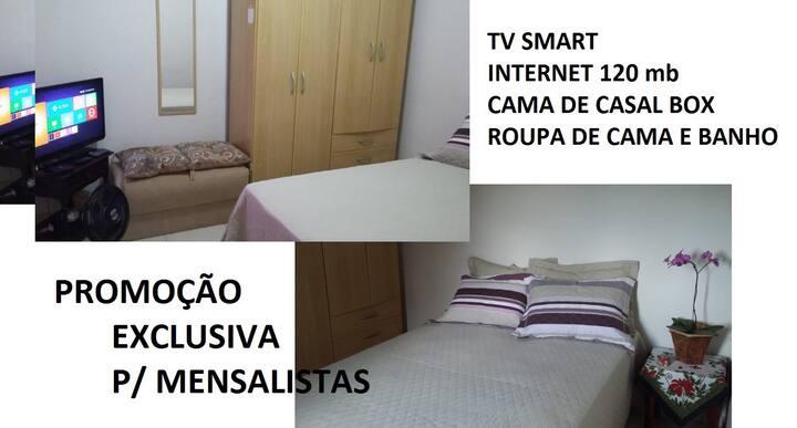 PROMOÇÃO EXCELENTE E LINDA CASA C/ WIFI E NETFLIX!