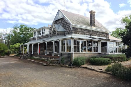 1860s Bluestone Country House - Birregurra - 独立屋