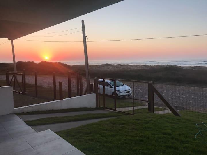 Casa Praia Itapeva Norte - Torres de frente p/ Mar