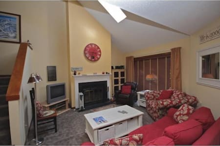 Cozy Condo For Skiing-Hiking Lovers - West Windsor - Condominio