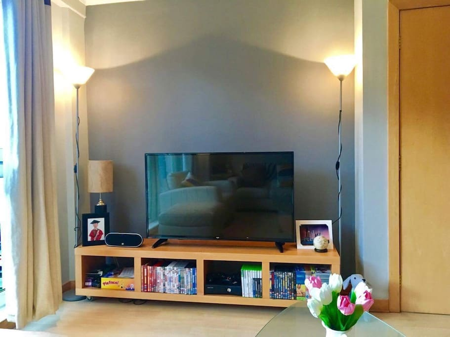 TV provided with Freeview