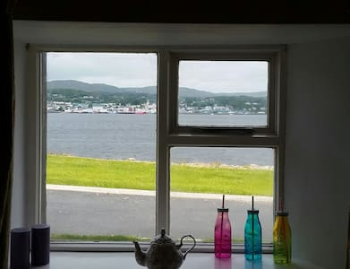 Pier View Apartment (lower) - Killybegs - Wohnung