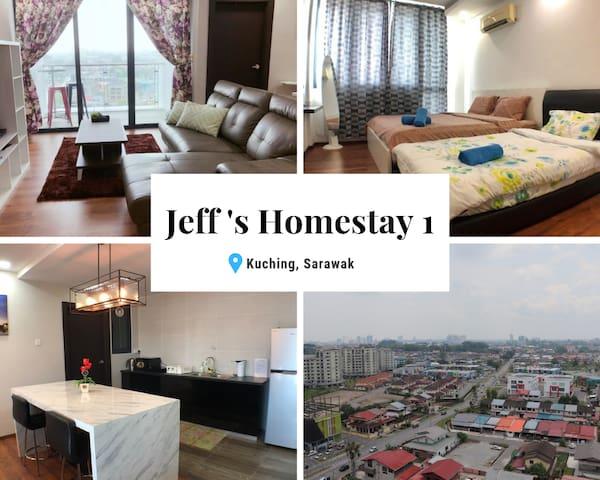 Jeff Home 1 @ VivaCity Megamall High Speed WIFI