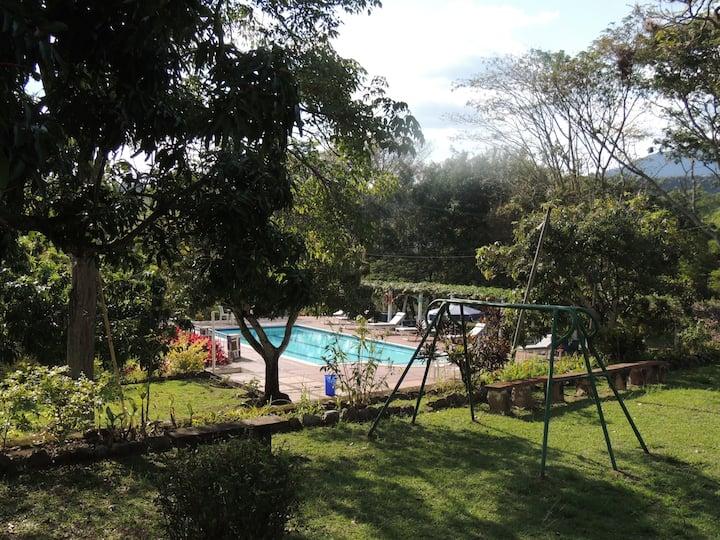 Finca El Paraiso, Fusagasugá, Vereda El Placer