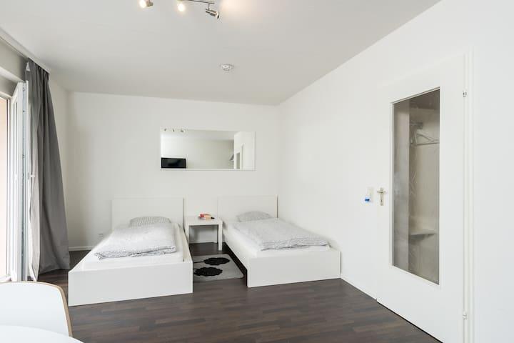 1-Zimmer Wohnung mit Balkon - Laufenburg (Baden) - Leilighet