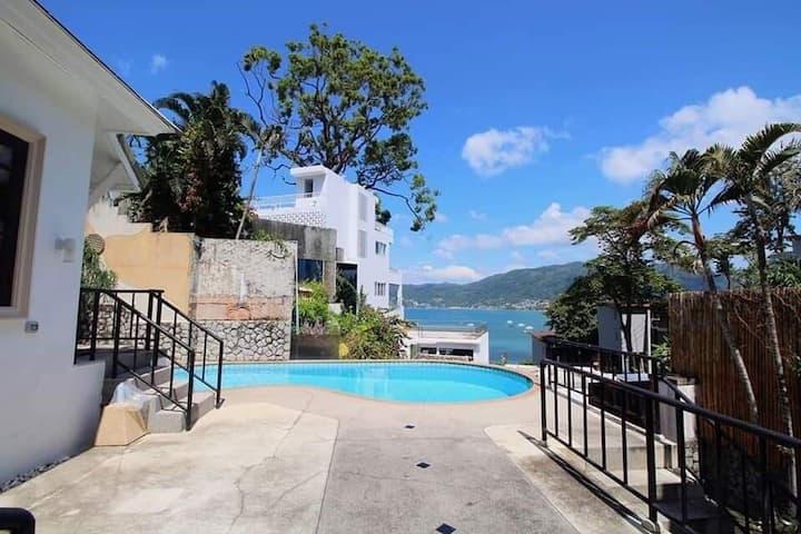 普吉岛芭东Patong beach 3bdroom pool villa