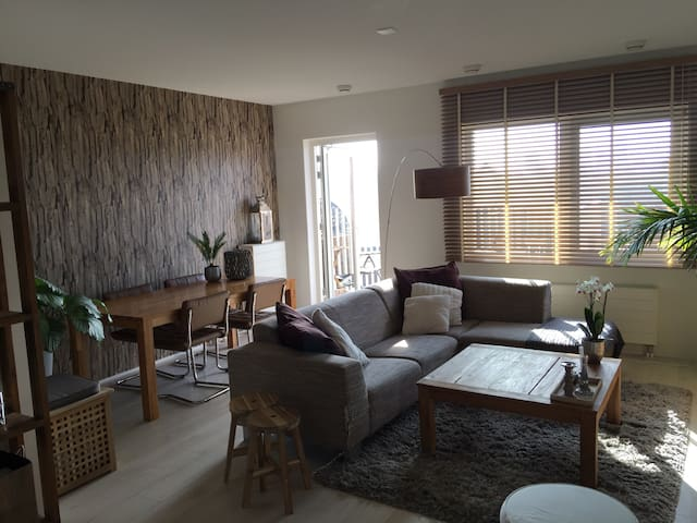 Nice and charming apartment near the city center - Rotterdam - Apartmen