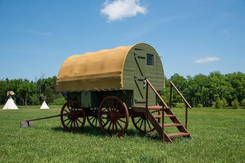 Sheepherder Wagon
