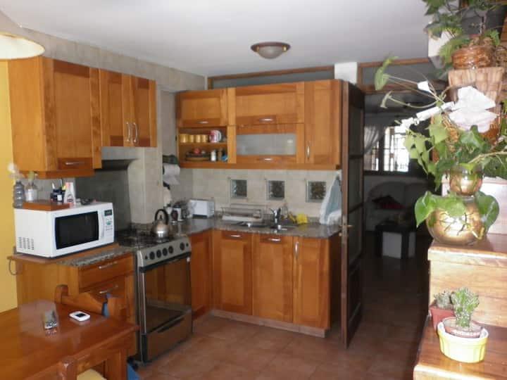 Habitación privada individual