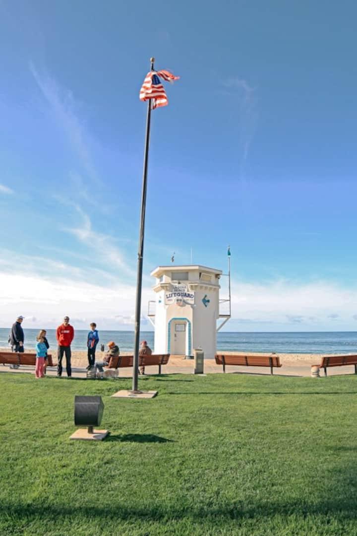 Lifeguard Tower Laguna Beach