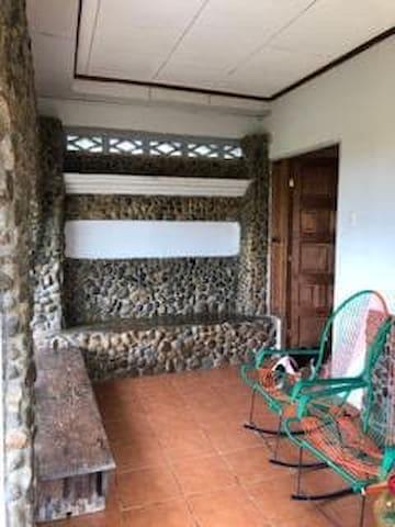 Casa de campo FRUTAL DELGADO comfy cozy rural.