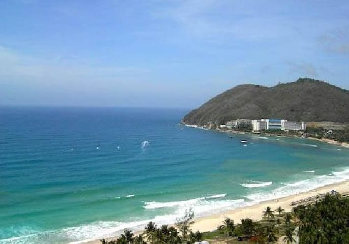 China, Sanya ideale Strandwohnung mit Meerblick . - Sanya - Apartmen