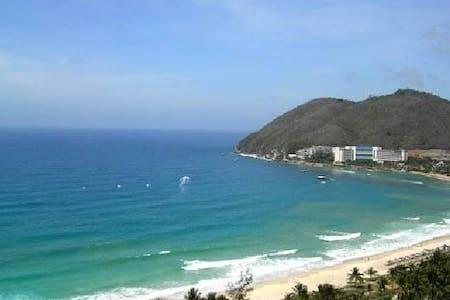 China, Sanya ideale Strandwohnung mit Meerblick . - 산야