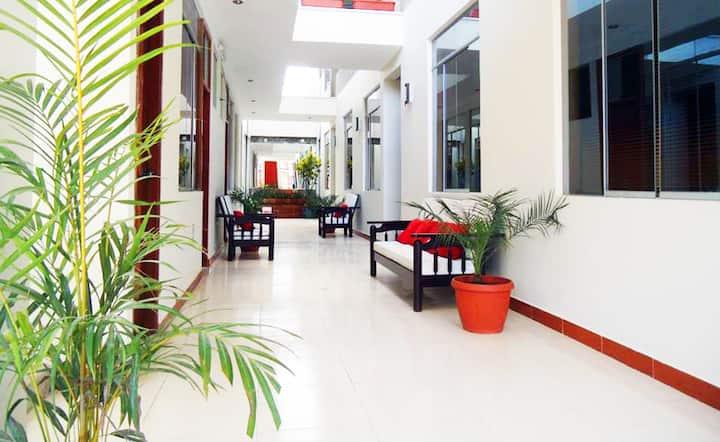 Pirwa Hostel Maldonado