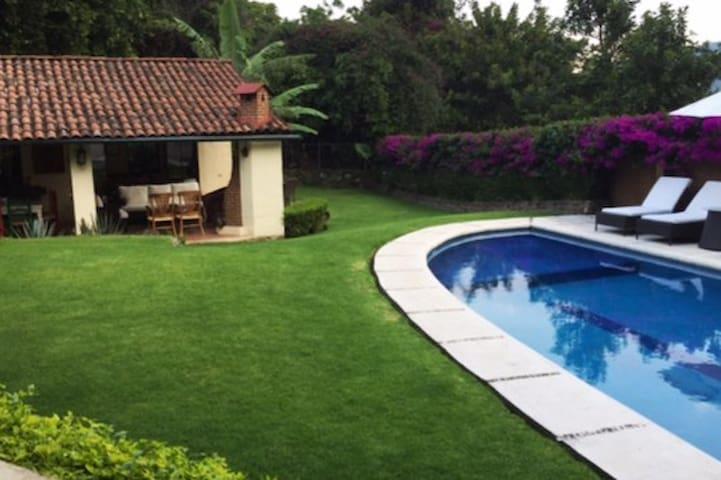 Hermosa Casa Tipica en Malinalco