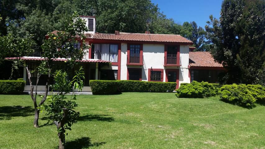 Hotel Villa Luz Atlixco Hab. #8