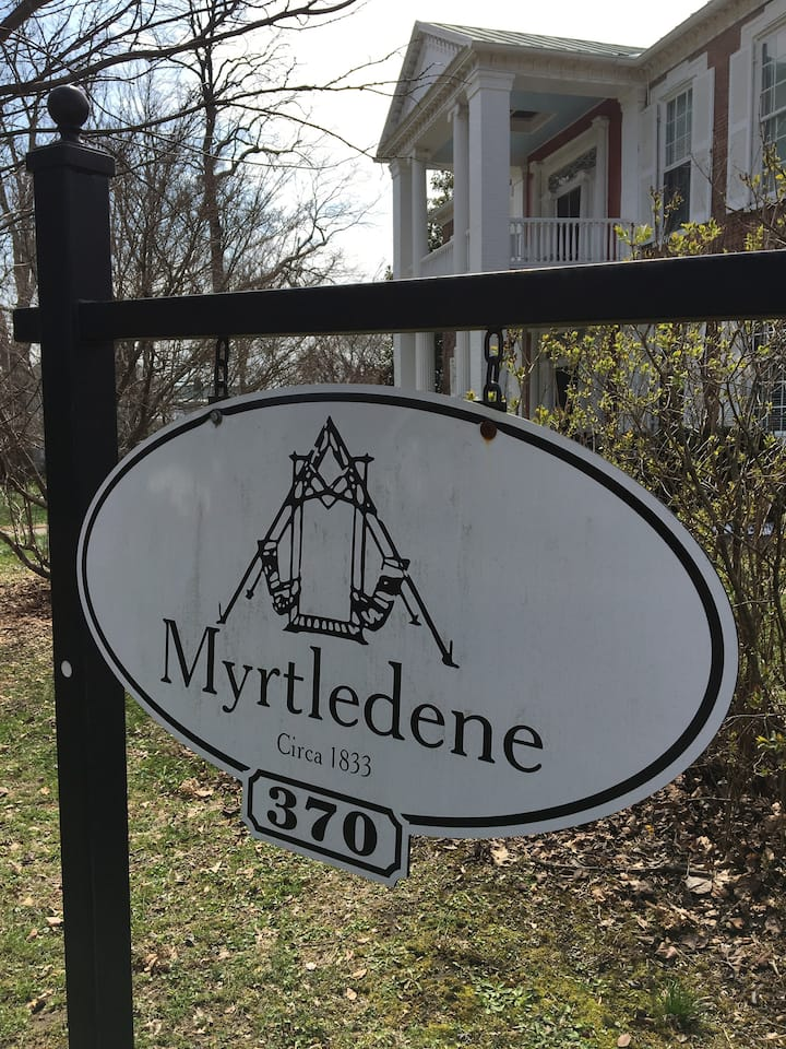 Myrtledene on the Bourbon Trail