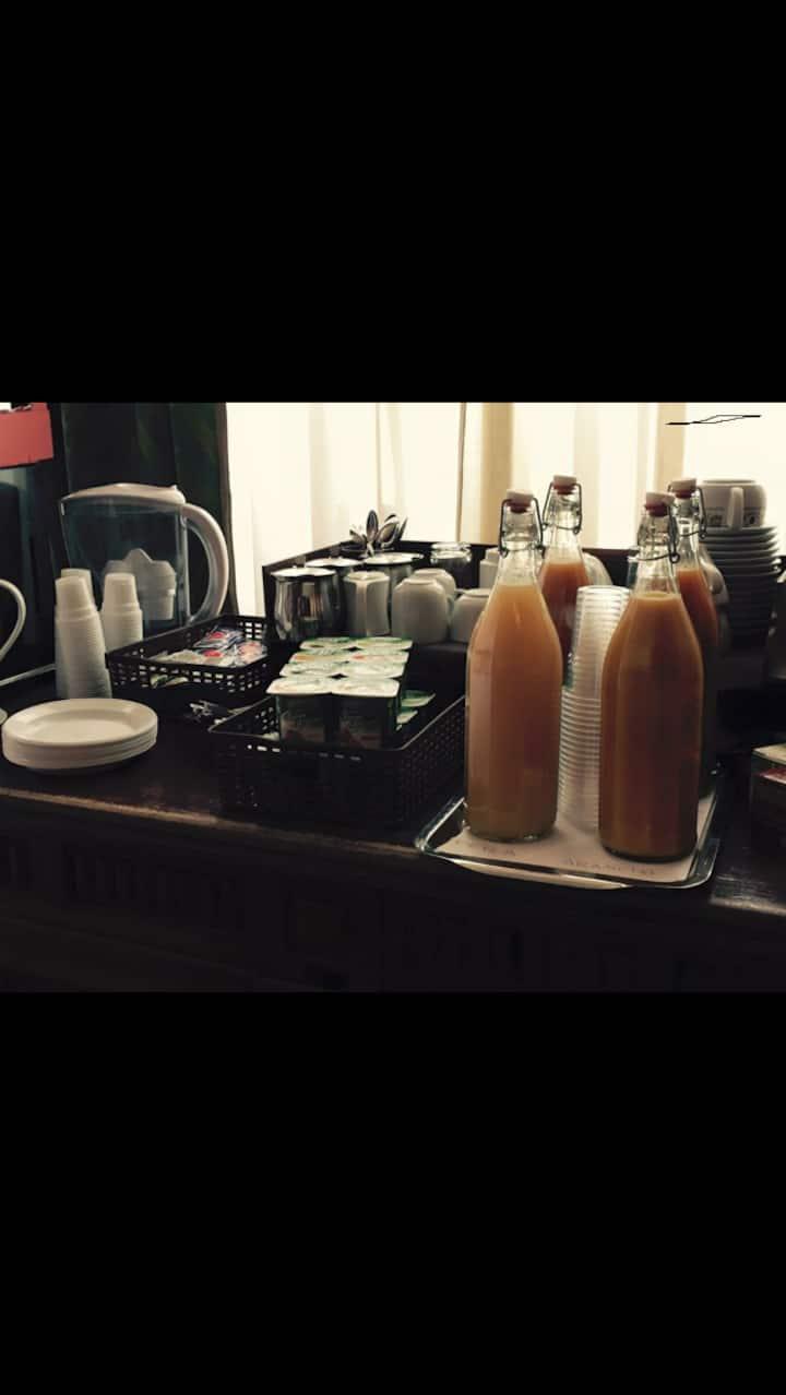 bed &breakfast reggia san paolo stanza 2